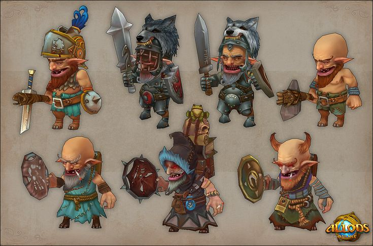 Allods Online ingame artwork - Page 4 - Polycount Forum