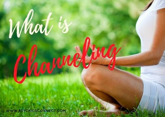 What is Channelling?  Channelling and the ability to work as a spirit medium is a most precious and blessed gift bestowed from the highest source, which is an innate part of all of us. It is a special tool that gives us the ability to open up and connect with the higher realms.