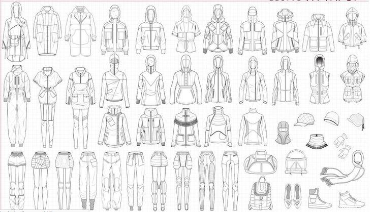 clothing reference     www.stylesight.com