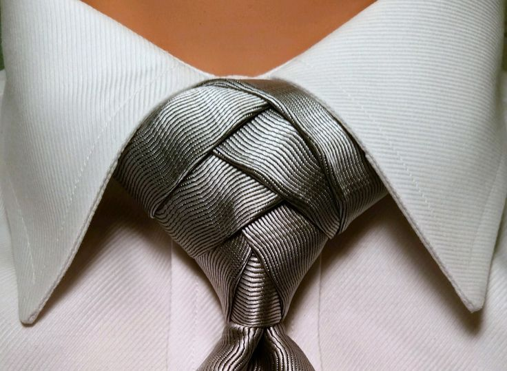 pre tied eldredge tie knot pre knotted necktie knot myfavoriteknot pinterest sexy. Black Bedroom Furniture Sets. Home Design Ideas