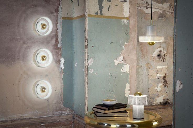 De Stone van Tom Dixon is een gave serie! De lampen geven de inrichting een stoere boost!   #lighting #wall #interiorinspiration #homedeco #decorateyourhome #design #lighting #designverlichting #lightbrands