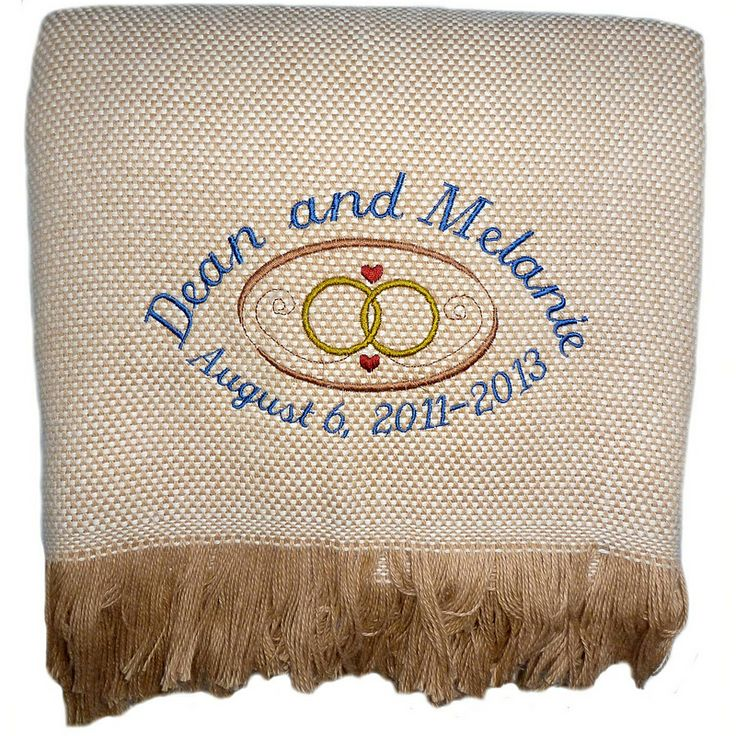 Best embroidered anniversary gifts images on pinterest
