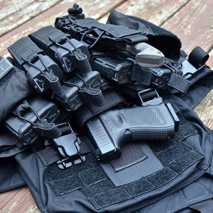 Haley strategic d3cr in banshee chest rig