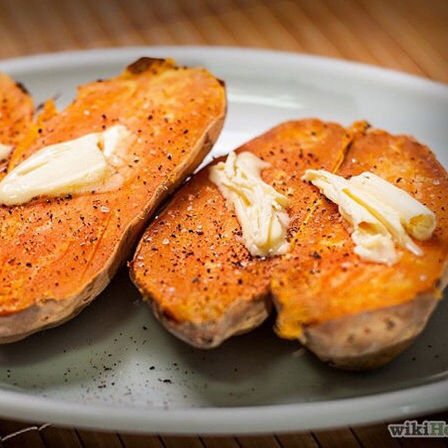 4 Ways To Cook Sweet Potatoes Http://www.wikihow.com/Cook