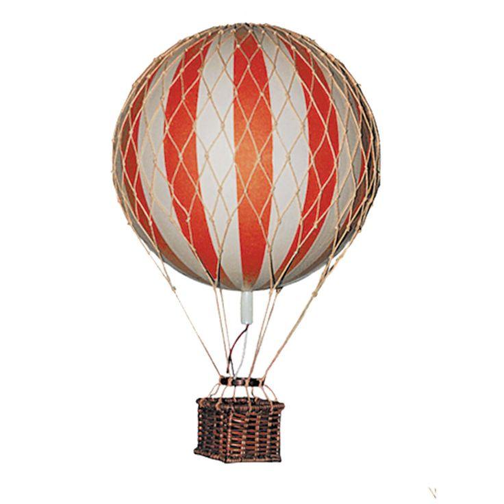 Floating the Skies luftballong, rød i gruppen Inredningsdetaljer / Dekorasjon hos ROOM21.no (131927)