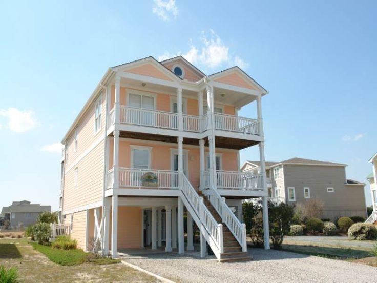 Bedroom Beach House Rental Nc