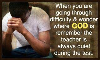 The Teacher...: God Will, The Lord, Remember This, Food For Thoughts, God Is, Hard Time, So True, Teacher, Keep The Faith