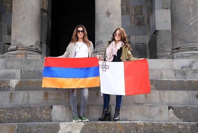 Malta's Eurovision 2016 representative visits Armenia | ARMENPRESS Armenian News Agency #eurovision #eurovision2016 #iralosco http://www.casinosolutionpro.com/eurovision-betting-odds.html