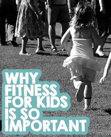 Next time you hear your kid grumble about having to get up and do something physical, you might want to mention some of the following benefits to being fit and active.