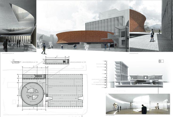 Resultados del Concurso de la Segunda Etapa del Museo de Arte Moderno de Medellín