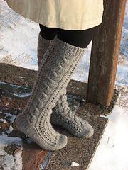 Ravelry: 03. Palmikkosukat pattern by Anne-Maija Immonen Gratis oppskrift