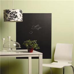 "$25 SErres 25 x 38"" Wallies Large Chalkboard | DeSerres"