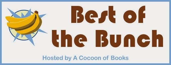 A Cocoon of Books: Best of the Bunch: March 2017