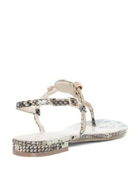Glam Chain Detail Sandals | Woolworths.co.za