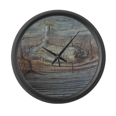 Large Wall Clock Texture70