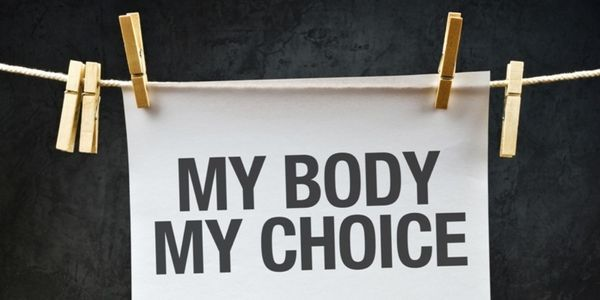 Strike down the Texas law attacking a woman's right to choose!
