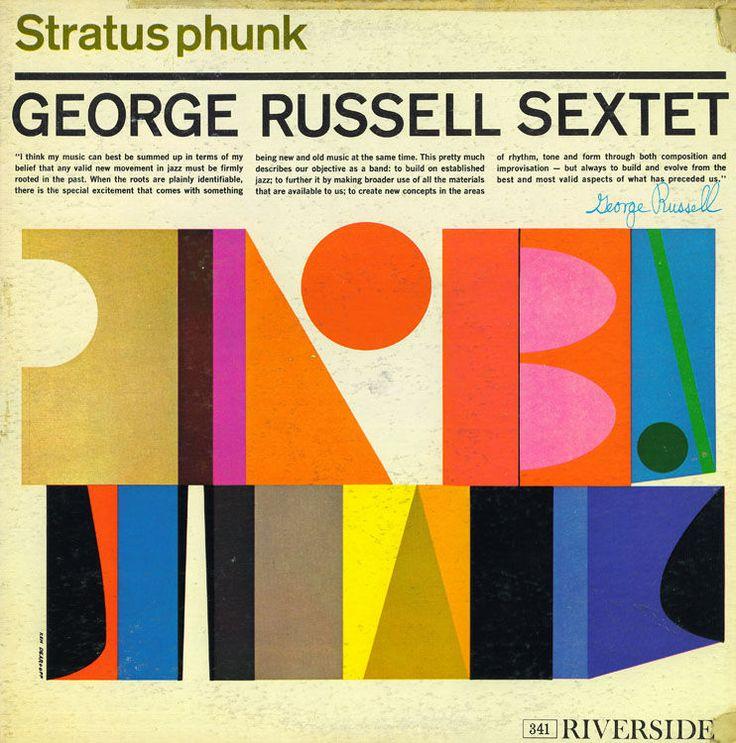 Stratus phunk | Mid-Century Modern Graphic Design