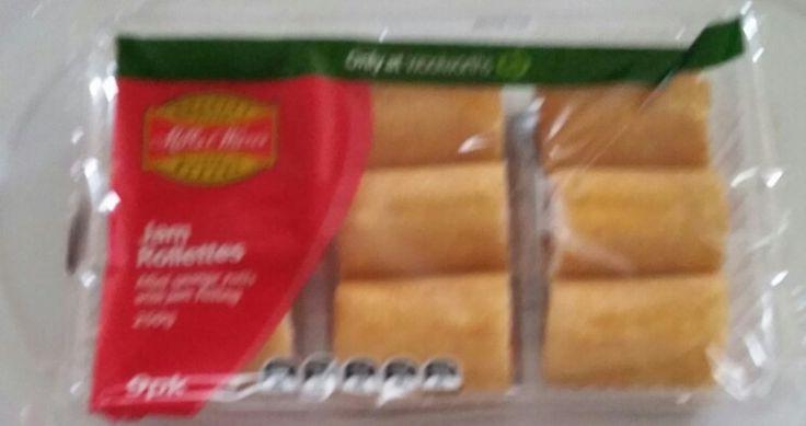 Jam rolls
