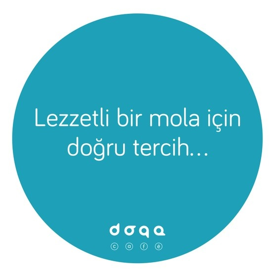 Doqa, Cafe, Coffee, Break, Drink, Kahve, Mola, Taksim, Levent, Milk, Süt, Dessert, Midmorning, Takeaway, Lezzetli