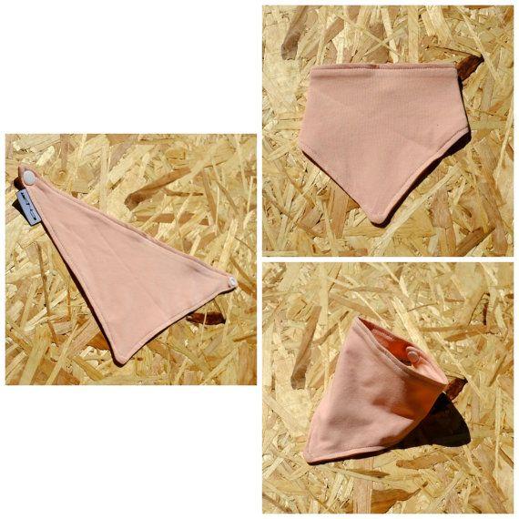 Check out this item in my Etsy shop https://www.etsy.com/uk/listing/294910101/organic-bandana-dribble-bib-blush-baby