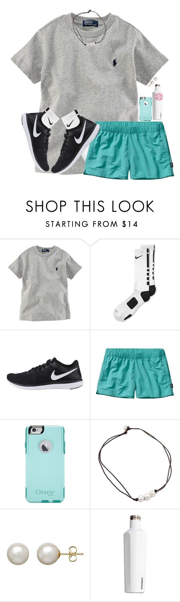 """I HATE THE NEW EMOJIS SO GLAD I DIDN'T UPDATE"" by evedriggers ❤ liked on Polyvore featuring Ralph Lauren, NIKE, Patagonia, OtterBox, Honora, Root7 and Lilly Pulitzer"