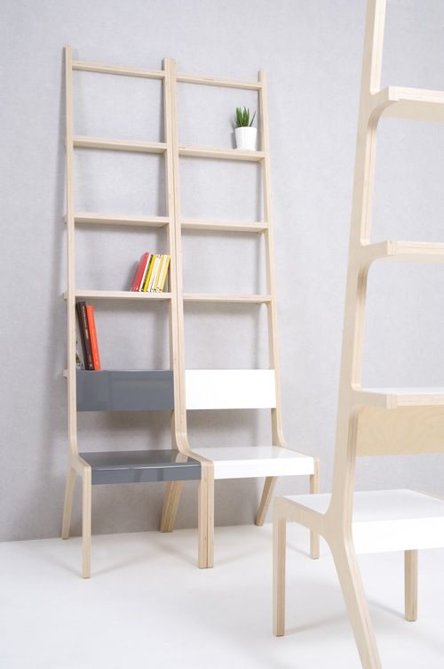 SEUNG-YONG SONG very creative multi-functional furniture design