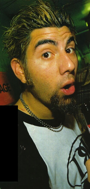 Chino Moreno back in the day!