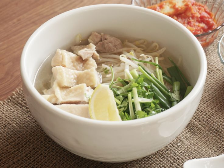 ベトナムの汁麺を自宅で! 鶏肉のフォー [簡単一汁三菜レシピ] All About