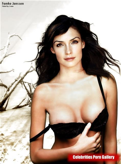 Opinion obvious. Famke jannsen nude apologise, but