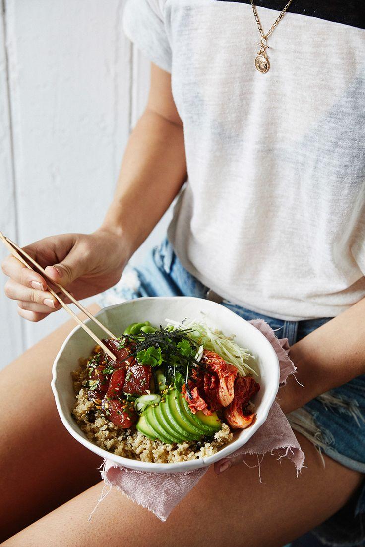 Tune Poke Bowl Recipe | Bondi Harvest TV Show