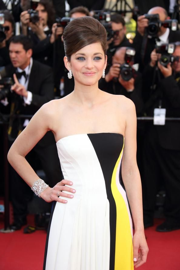 Marion Cotillard is trying her hand at jewelry design