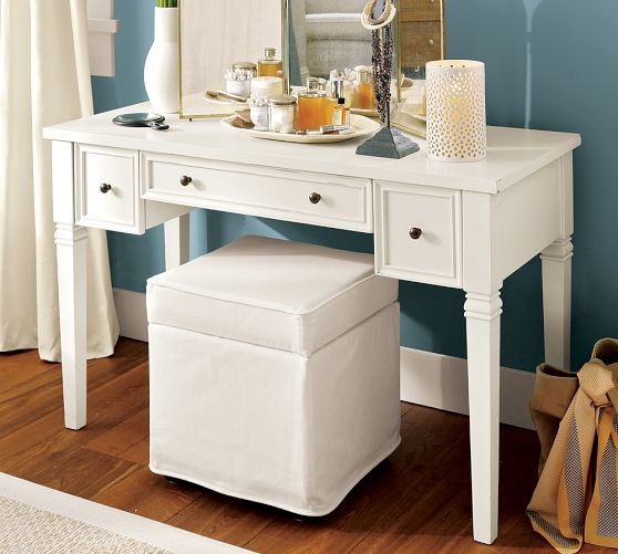 Meredith Smart Technology  Vanity Desk Pottery Barn 69 best desk ideas images on Pinterest
