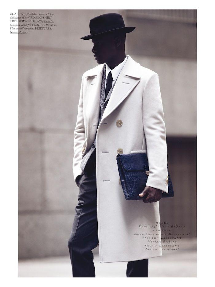 David Agbodji by Bruno Staub | Hercules Magazine, Volume II / Issue V