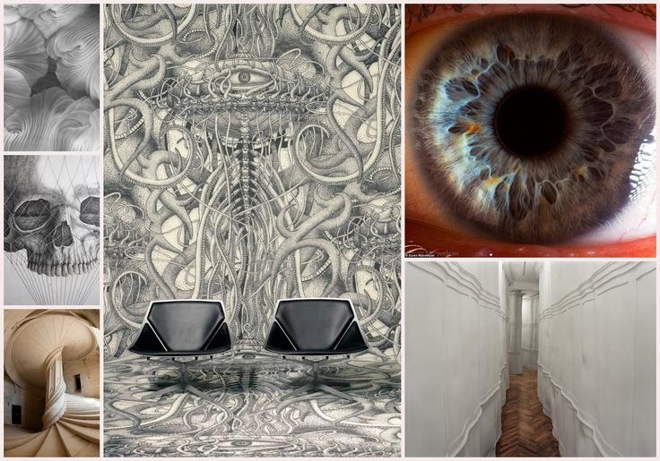 Interior moodboard 3