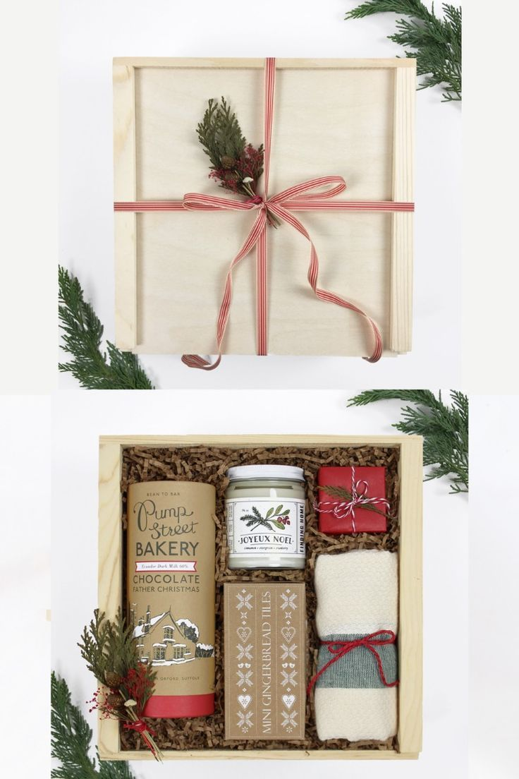 Coffee And Chocolate Snack Gift Boxes For Clients Employees Friends Holiday Curated Gift Box Chri Corporate Holiday Gifts Holiday Gift Box Coffee Gifts Box