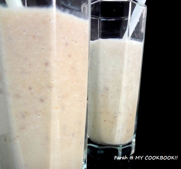 banana and prune smoothie
