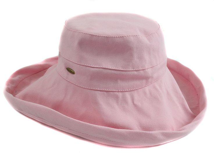A/W Women's Sun Hat, 100% Cotton, One Size Adjustable -- Check out this great image  : Best Travel accessories for women