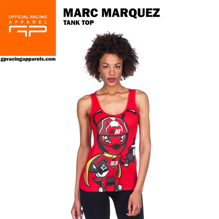 Marc Marquez Apparel - Woman Collection - Tank Top