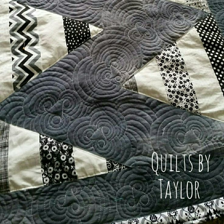 Made to Order Quilts Getting my groove on :)