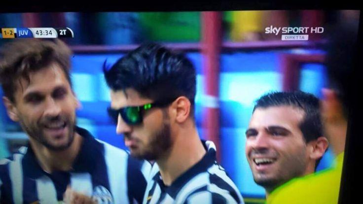 Morata scores again!