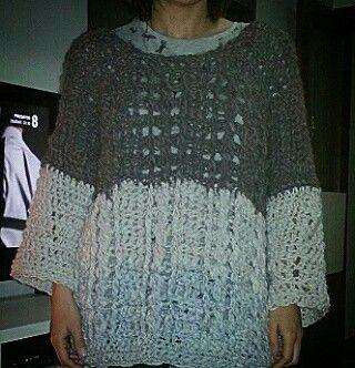 Jersey de alpaca de casa Valeria di roma