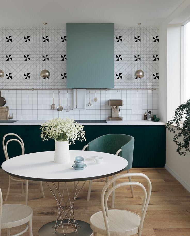 68 best Küchen images on Pinterest Mosaics, Subway tiles and Tiles