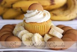 Sweet Southern Blue: BANANA PUDDING CUPCAKES