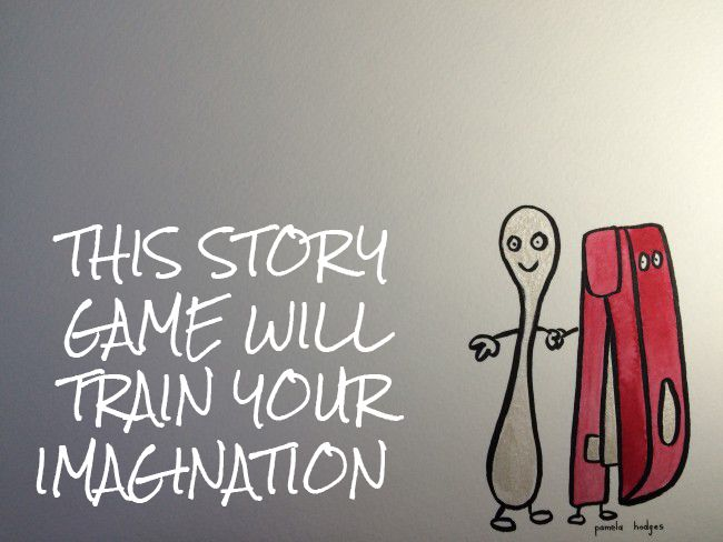 This Story Game Will Train Your Imagination (and a prize!)