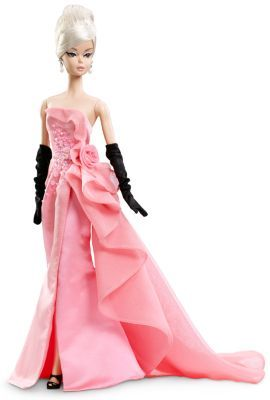 Glam Gown Barbie® Doll | The Barbie Collection