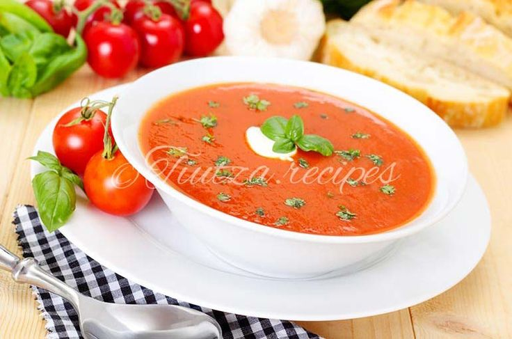 Supa de rosii https://tiutza.recipes/ciorbe/supa-de-rosii/