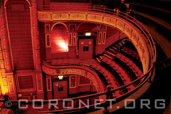 "The World famous Coronet ""Gate"" Cinema | Interior | Notting Hill | #London | UK"