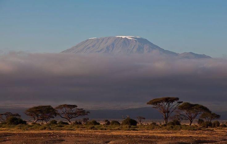 Monte Kilimanjaro, Tanzânia