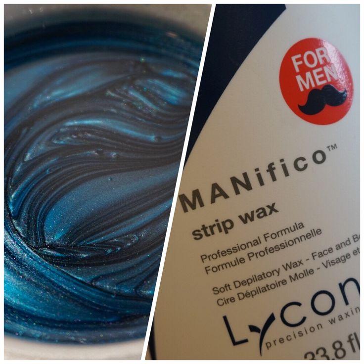 MANifico Lycon Stripwax ~ Speciaal voor (stoere) mannen gemaakt!