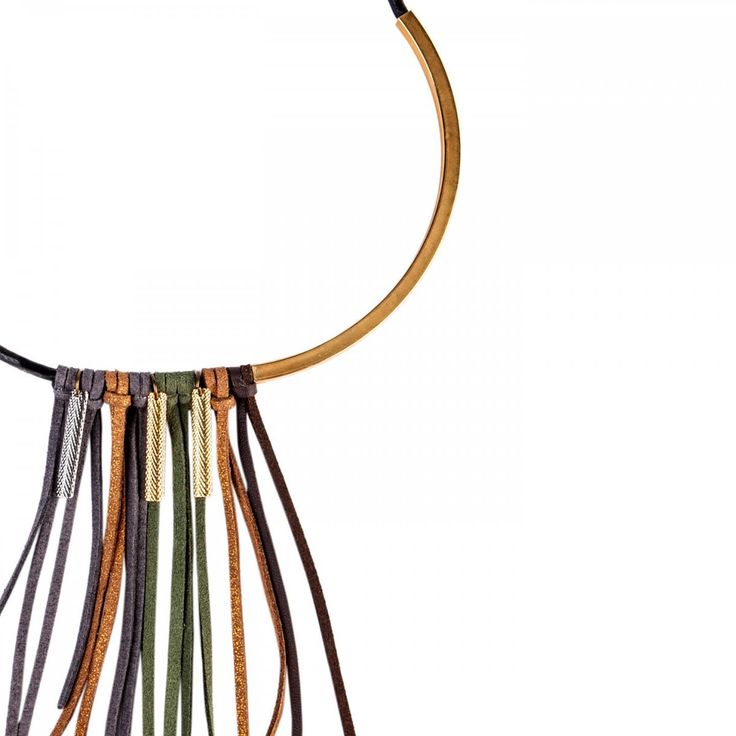Stripes - Excite Series Necklace